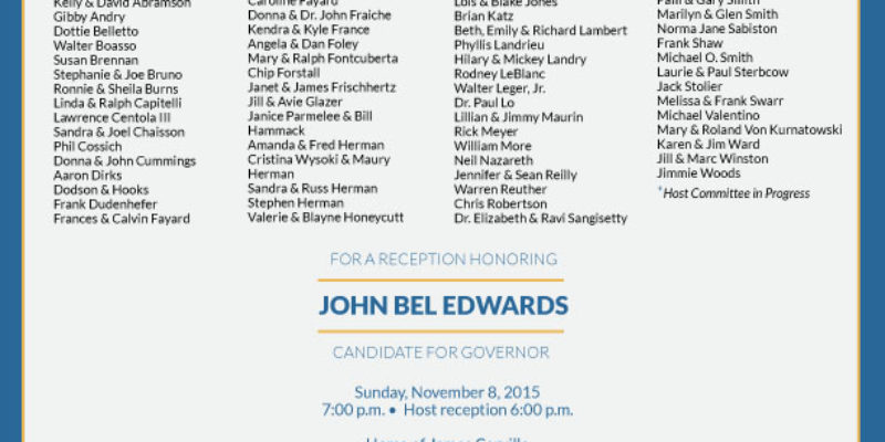 St. John Bel Throws A Party