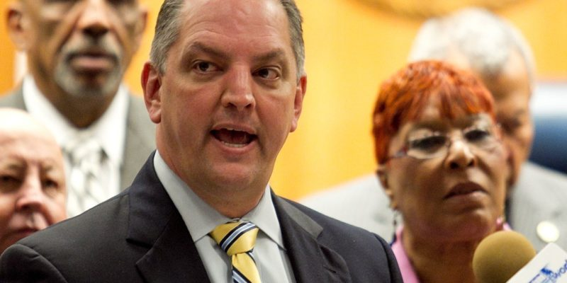 Edwards' Past Is Prologue: John Bel Puts Special Interests Ahead of Louisiana's Interests