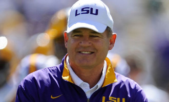 KAUFMAN: Here's Why LSU Should Keep Les Miles