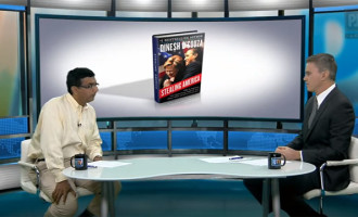 "VIDEO: Dinesh D'Souza Talks With Bill Whittle About His New Book ""Stealing America"""