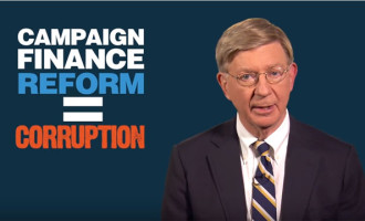 PRAGER U: George Will On The Corruption Inherent In Campaign Finance Reform