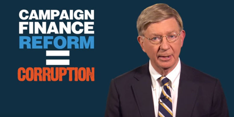 a research on campaign finance reform