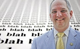 The First Poll Back On John Bel Edwards's Tax Hikes Has Some Bad News For Him