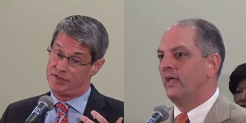 BURNS: Edwards' Attack Ads Are A Distraction. Louisiana Needs A Reform Governor, Which Would Be Vitter.