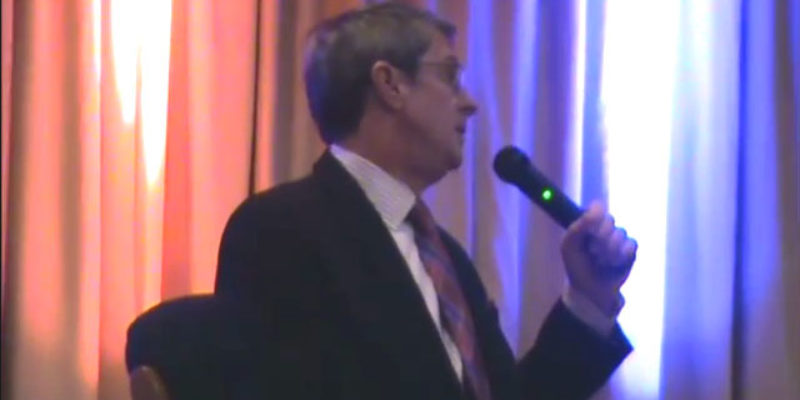 "VIDEO: Vitter Stands His Ground At Southern When Accusation Is Made That ""Thug"" Equals The ""N-Word"""
