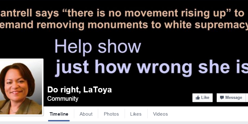 Anti-Monuments Group Goes After Councilwoman After She Withdraws Support For Removing New Orleans Monuments