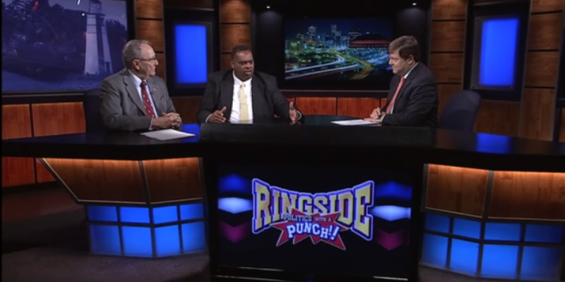 Here's A Debate On New Orleans' Historical Monument Removal That's Well Worth The Watch