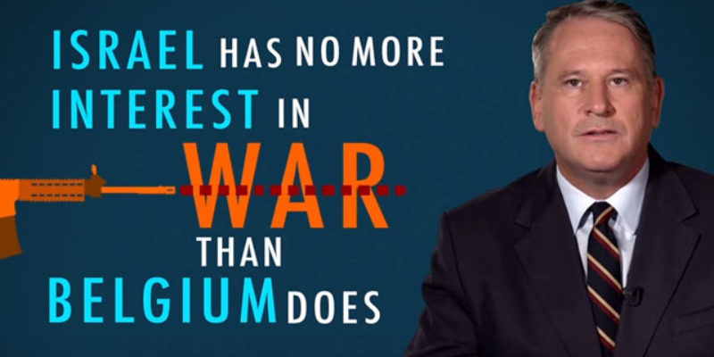 PRAGER U: The World's Most Moral Army