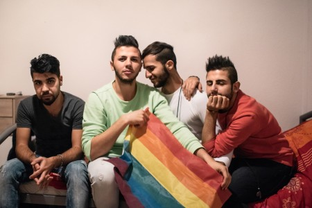 refugee gays