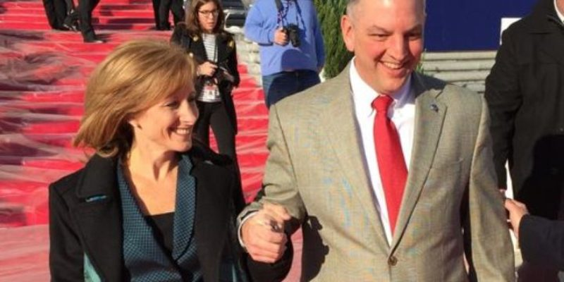WELCOME TO LIBERAL LOUISIANA: Here Are John Bel Edwards' First Plans For The State