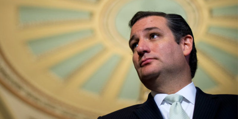 AUDIO: Ted Cruz Begins The Campaign Against Donald Trump