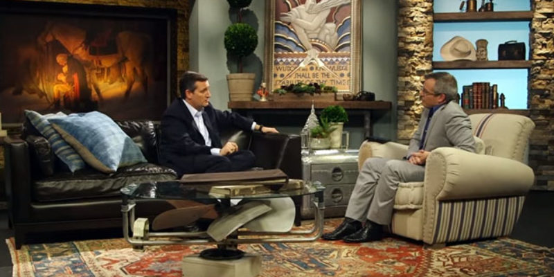 VIDEO: Cruz, Faith And The Presidency