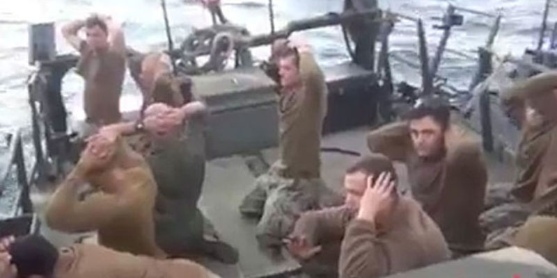 Here's Video Of John Kerry Thanking The Iranians For Letting Our Sailors Go After Using Them For Propaganda Purposes