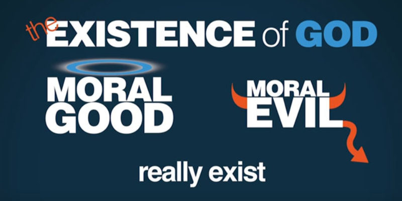 PRAGER U: Where Do Good And Evil Come From?