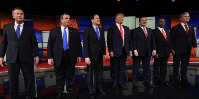 BAYHAM: The Republican South Carolina Debate
