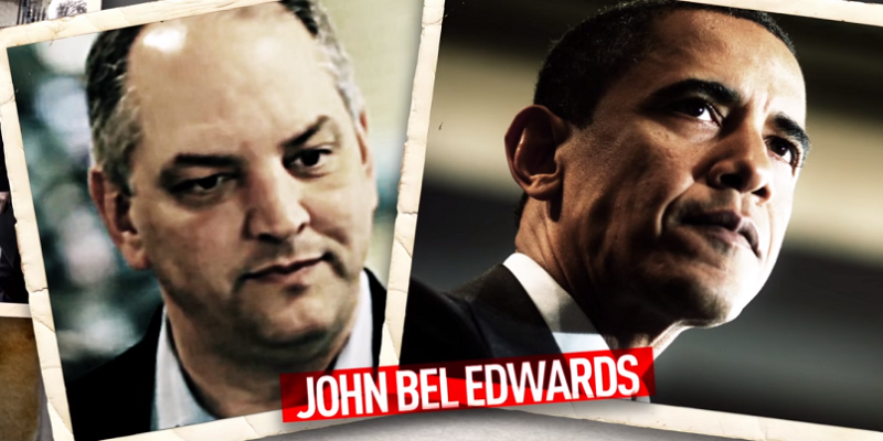 President Obama And John Bel Edwards May Be Meeting In Baton Rouge To Talk Medicaid Expansion