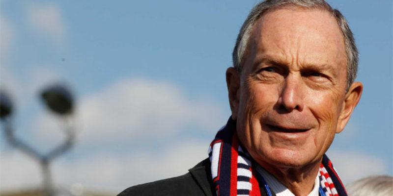 CROUERE: Run, Bloomberg, Run!