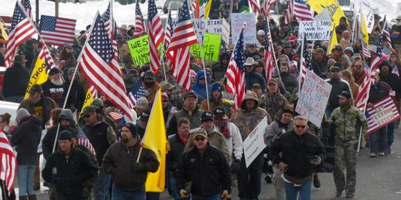 The New Orleans Politically Correct Crowd Is Already Telling Us What Words We Can Use For Oregon Protesters