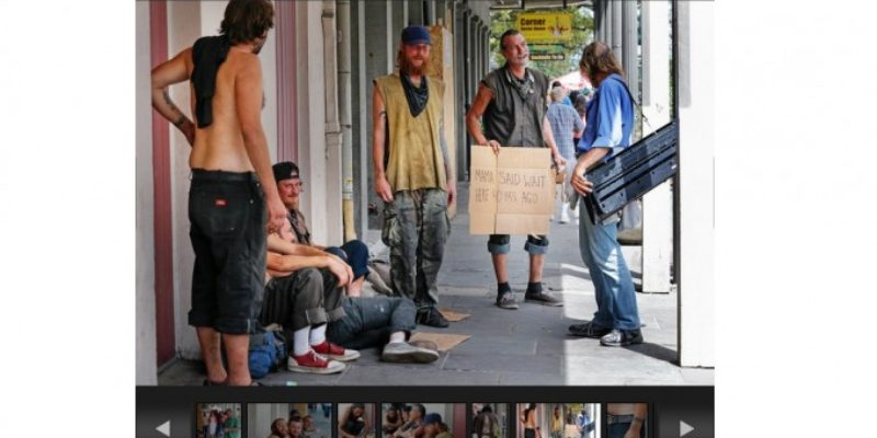 Panhandlers In New Orleans Are Increasing And Mitch Landrieu's Solution Will Do Nothing