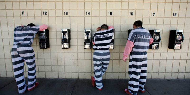 Hey West Monroe, Congratulations! You're Paying For Free Phone Calls For Prison Inmates!
