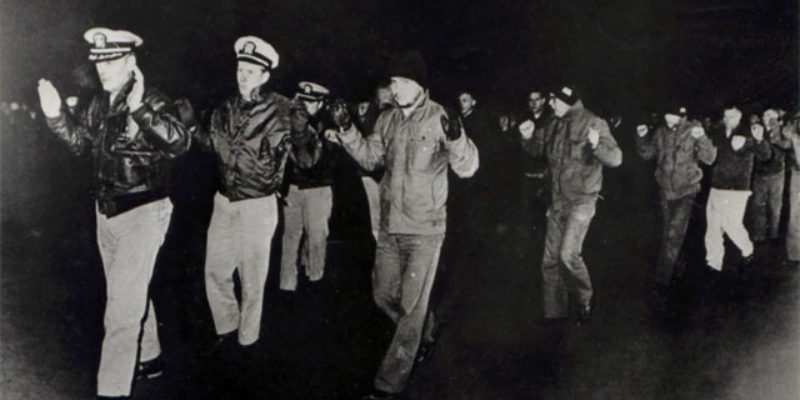 Since We've Now Got A Modern-Day USS Pueblo Incident On Our Hands, Let's Revisit The First One