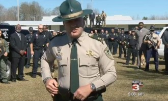Racial Organization Whines That Clay Higgins' Viral Warning To Louisiana Gang Members Is 'Racially Tainted'