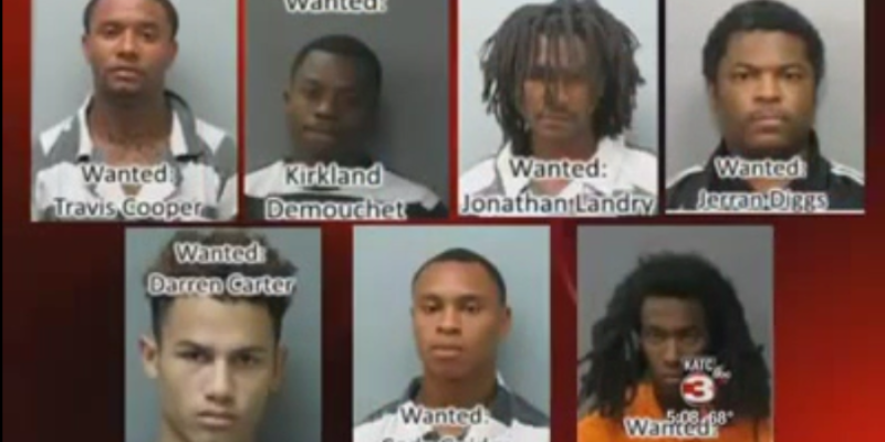 This Is How Louisiana Police Are Hunting Down and Shaming Acadiana's Most Violent Street Gang