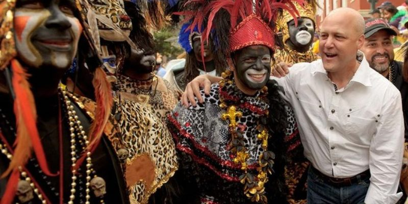 Anti-Monuments Group Now Claiming 'Zulu' And 'Rex' Mardi Gras Costumes Are Racist