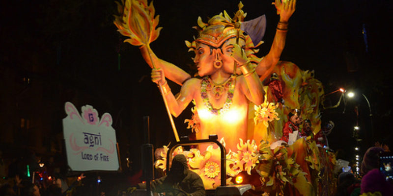 Hindus Offended By Mardi Gras 'Krewe Of Proteus,' Demand Ban On Parades Depicting Hinduism