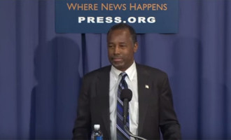 Here's Video Of Ben Carson Making Things Worse