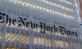 CROUERE: The Disgraceful New York Times