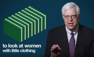 PRAGER U: Sex And The Power Of The Visual