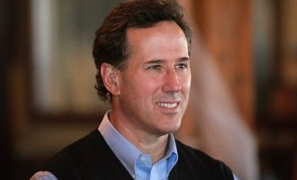 BAYHAM: Rick Santorum Has Folded The Sweater-Vest