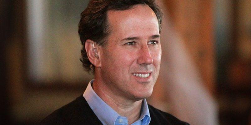BAYHAM: Rick Santorum Has Folded The Sweater-Vest