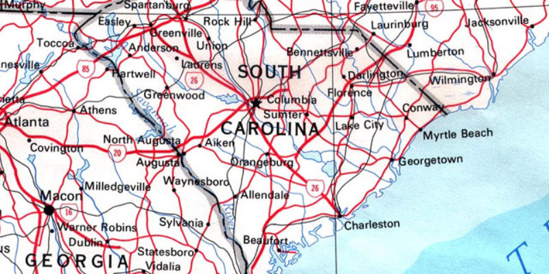 A Bunch Of Disjointed Thoughts On South Carolina