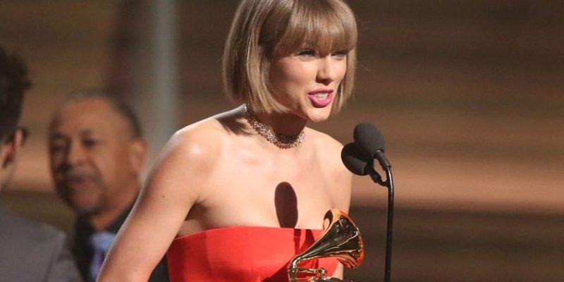 Taylor Swift At The Grammy Awards, Making People Sexist Since '1989'