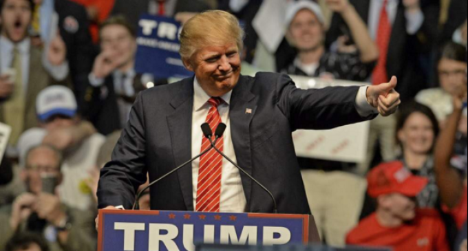 HAYRIDE-MAGELLAN POLL IN LOUISIANA: Trump 41, Cruz 21, Rubio 15