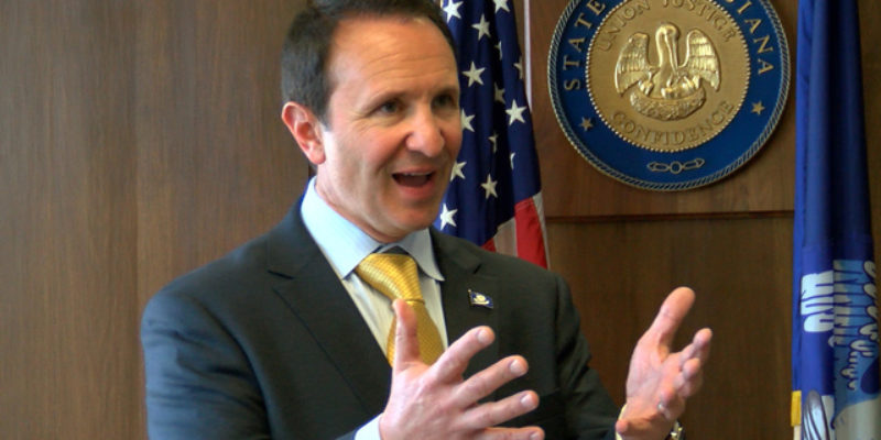 "AG Jeff Landry Moves Quickly to End the ""Buddy System"""
