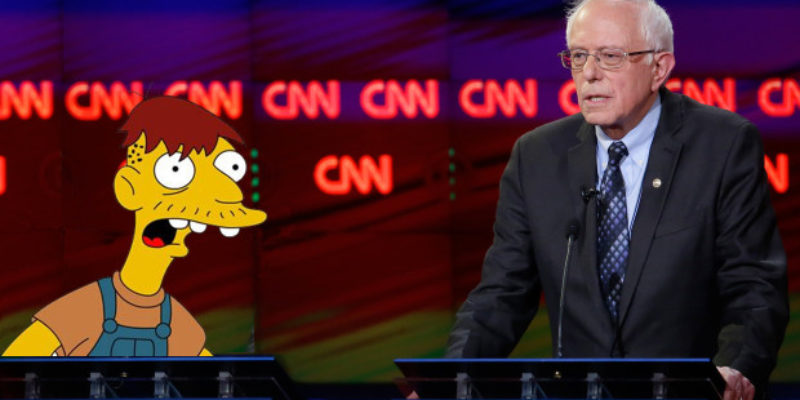 A Quick Video Summary Of Last Night's Democrat Debate