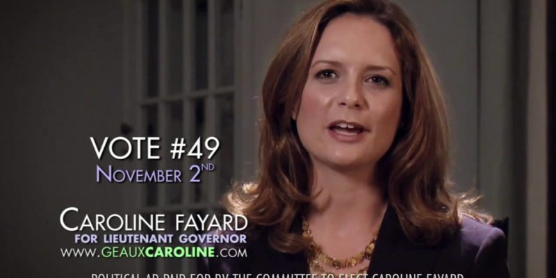 The Clinton And Landrieu Dynasties: Caroline Fayard's Connections To The Country's Biggest Political Machines