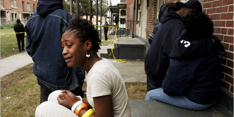 New Orleans Named The 12th Most Violent City In The Country, Which Is Actually An Improvement