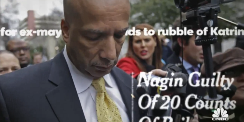 'American Greed' Series To Feature The Culture Of Corruption Behind New Orleans' Ray Nagin