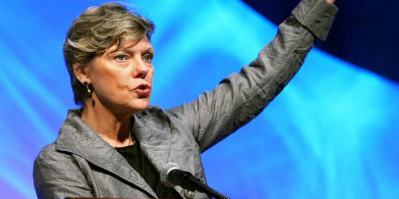 It's Time For Cokie Roberts To Go Away