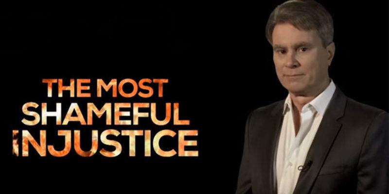 FIREWALL: The Most Shameful Injustice