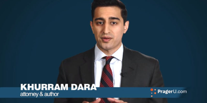 PRAGER U: Muslim Americans Are Going To Have To Lead The Fight Against Radical Islam
