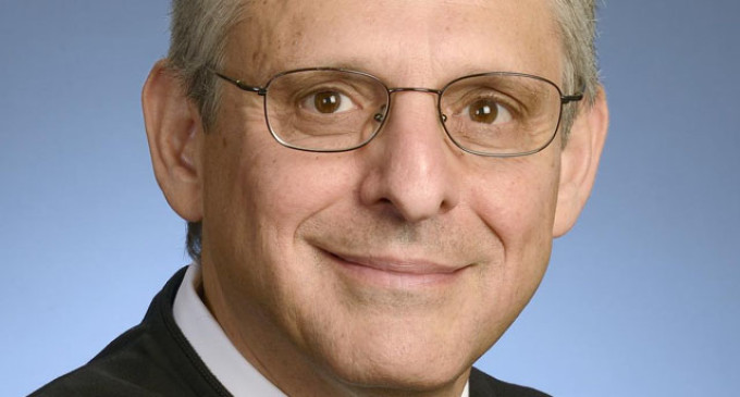 President Obama Selects Merrick Garland as Supreme Court Nominee