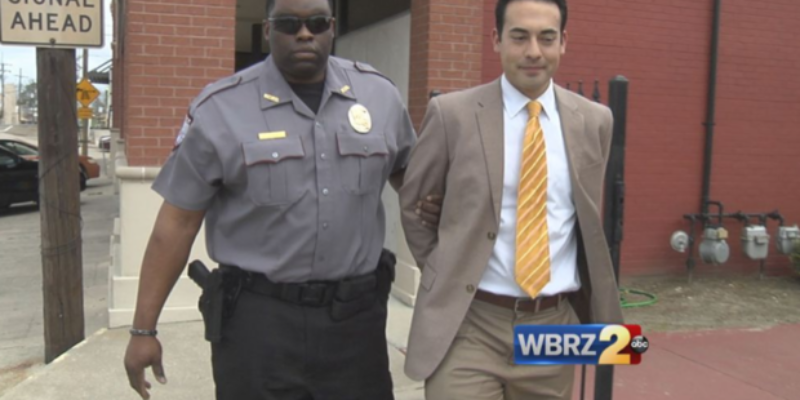 Did You See Chris Nakamoto Get Arrested For Doing His Job?
