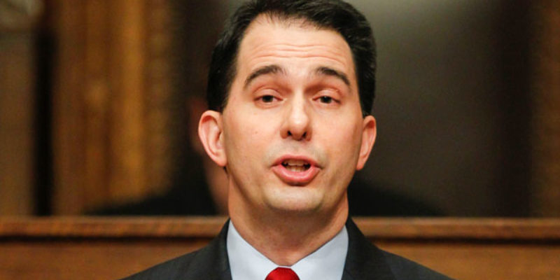 Scott Walker Endorses Cruz