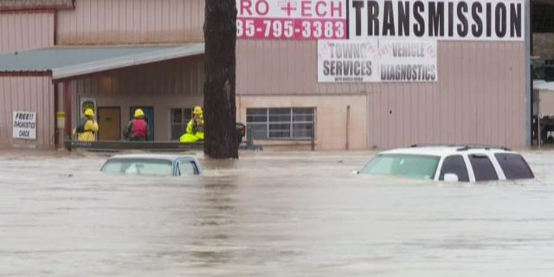 VIDEO: Just How Bad Was Flooding In St. Tammany And Tangipahoa? This Bad…