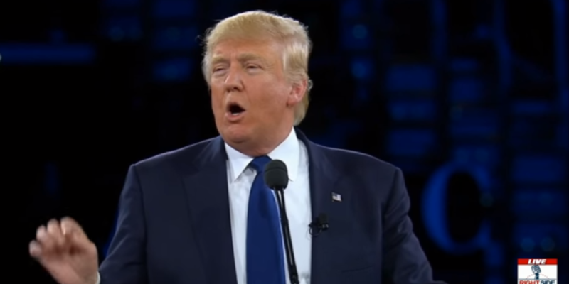 Dear Lafayette RPEC: Endorse Trump Or Stop Campaigning For Him On Facebook